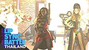 ปุ๊กกี้ ปวีณ์นุช - RUN THE WORLD (GIRLS)   Lip Sync Battle Thailand
