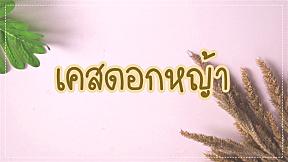 How to : DIY เคสดอกหญ้าสุดมินิมอล เปลี่ยนเคสใสธรรมดาให้ดูน่ารัก ♥