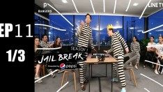 Jailbreak | EP.11 Jail Break Ft. The Face [1/3]