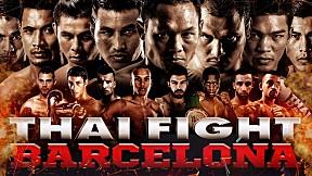 [SPOT] THAI FIGHT BARCELONA