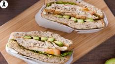 """วิธีทำ """"แซนด์วิชอกไก่อโวคาโด"""" เมนูอาหารคลีน จากวัตถุดิบศูนย์พัฒนาโครงการหลวง"""
