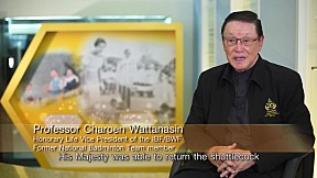 The King who brings smiles | EP.3 : His Majesty King Bhumibol Adulyadej as a sportsman