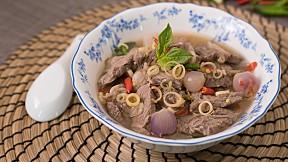 """วิธีทำ """"แกงรัญจวน"""" เมนูอาหารไทยแท้ ตำรับชาววัง"""