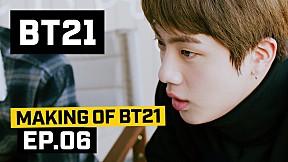 [BT21] Making of BT21 - EP.6
