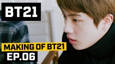 [BT21] Making of BT21 - EP.6