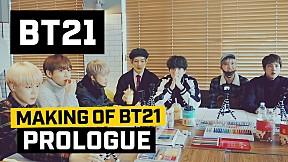 [BT21] Making of BT21 - Prologue