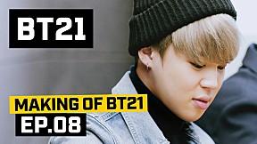[BT21] Making of BT21 - EP.8