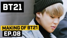[BT21] Making of BT21 - EP.8