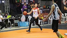 Highlight การเเข่งขัน Stadium29 5on5 Street Basketball (17 Nov 2017)