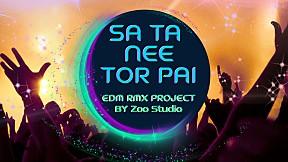 SA TA NEE TOR PAI (สถานีต่อไป) - EDM RMX Project by Zoo Studio