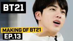 [BT21] Making of BT21 - EP.13
