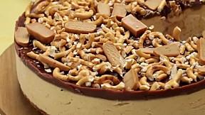花生醬蛋糕 Peanut Butter Mousse Cake