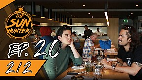 The Sun Hunter | EP.20 Eat in Portsmouth [2\/2]