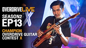 OverdriveLive | Season 2 | EP13 | Champion of Overdrive Guitar Contest X