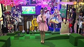 [LINE PANGYA] ภาพบรรยากาศ Live on Green กับ \