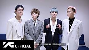 WINNER- \'EVERYDAY\' BEHIND THE SCENES at SBS Inkigayo
