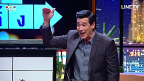 HOLLYWOOD GAME NIGHT THAILAND | EP.3 | ปราง, อาโป, กอล์ฟ  VS เต๋อ, ซาร่า, ฟรอยด์ [4\/6]