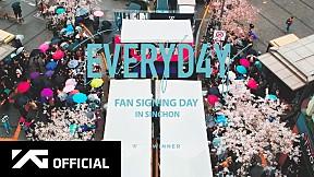WINNER - \'EVERYD4Y\' FAN SIGNING DAY IN SINCHON