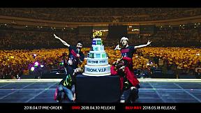 BIGBANG 2017 CONCERT LAST DANCE IN SEOUL DVD\/Blu-ray