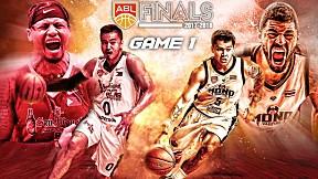 Highlight บาสเกตบอล ABL2017-2018 Finals Game1