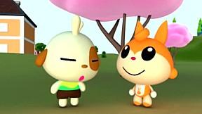 ตะโก้ กระต่ายน้อยแสนกล ปี 3   EP.3