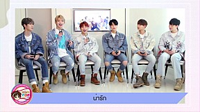 TofuPOP Radio Exclusive Interview [JBJ] JBJ พูดไทยให้ Joyful ไทยหลงรัก