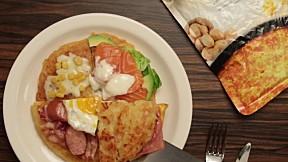 RÖSti薯仔薄餅 RÖSti Potato Pancakes