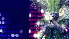 MUSIC LOVER - หน้ากากดอกหญ้า | THE MASK SINGER 4