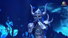 Because Of You - หน้ากากยักษ์   THE MASK SINGER 4
