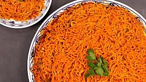 [優雅的全餐] SRIRACHA炒麵
