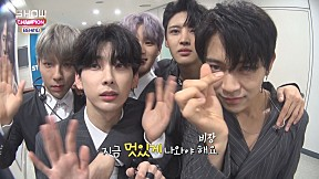 [Showchampion behind EP.90] HALO know the broadcast