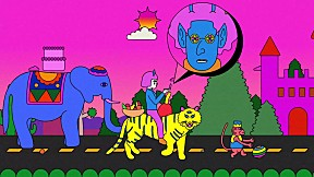 LSD - Genius_feat Sia, Diplo, Labrinth (Official Music Video)