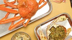 蒸雪蟹 Steamed Snow Crab