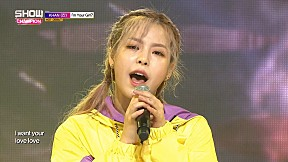 Show Champion EP.272 KHAN - INTRO+I\'m Your Girl?