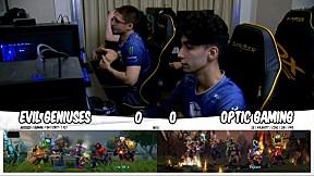 Evil Geniuses vs OPTIC GAMING l รอบ Main Event DOTA2 China Supermajor