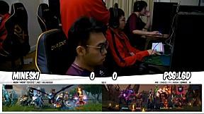 MINESKI vs PSG.LGD l รอบ Main Event DOTA2 China Supermajor