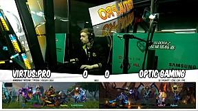VIRTUS.PRO vs OPTIC GAMING l รอบ Main Event DOTA2 China Supermajor