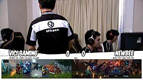 VICI GAMING vs NEWBEE l รอบ Main Event DOTA2 China Supermajor