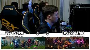 VGJ.STORM vs TNC l รอบ Main Event DOTA2 China Supermajor