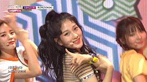 Show Champion EP.273 fromis_9 - DKDK