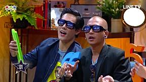 HOLLYWOOD GAME NIGHT THAILAND | EP.12 | หลุยส์, ก้อง, แก้มบุ๋ม VS แจ๊ส, รถเมล์, แอร์ [3\/6]