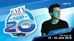 EAZY TOP 20 Weekly Update   2018-06-24