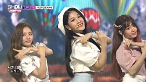 Show Champion EP.276 fromis_9 - DKDK