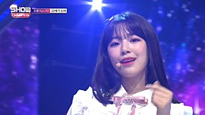 Show Champion EP.277 Fromis_9 - 22Century Girl