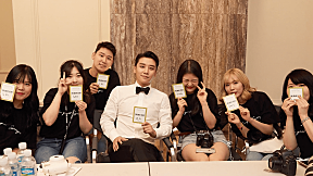 SEUNGRI - \'THE GREAT STAFF\' BEHIND THE SCENES