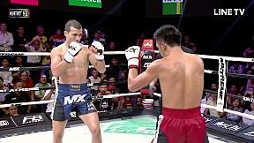 Top5 Knockout in mx muay xtreame | คู่สุดมันส์! ประจำเดือน ก.ค. 61
