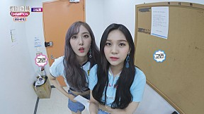 [Showchampion behind EP.103] GFRIEND\'s Selfie ep.02