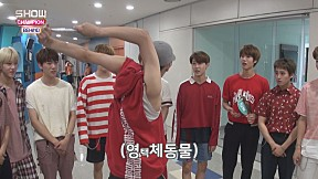 [Showchampion behind EP.103] It\'s useless to find out, but it\'s amazing! GOLDEN CHILD no.1