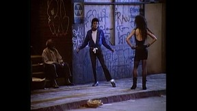 Michael Jackson - The way you make me feel (Official Music Video)