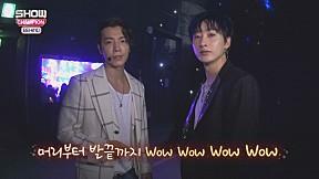 [Showchampion behind EP.105] Perfect Men Came SUPER JUNIOR D and E